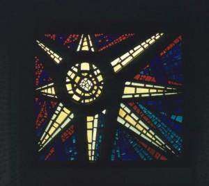 Raam Goede Vrijdagkerk Den Haag