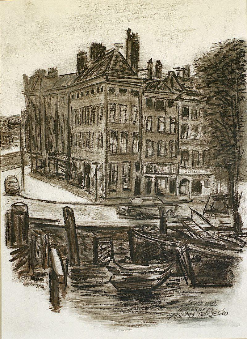 Hertekade Rotterdam