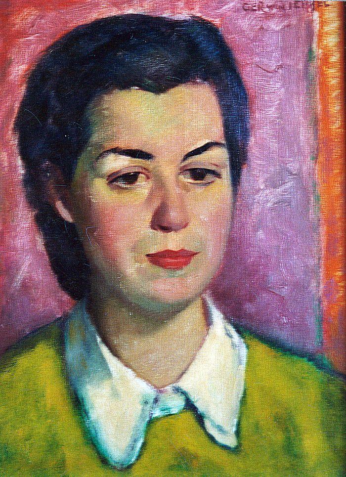 Portretvrouwbijgewerkt