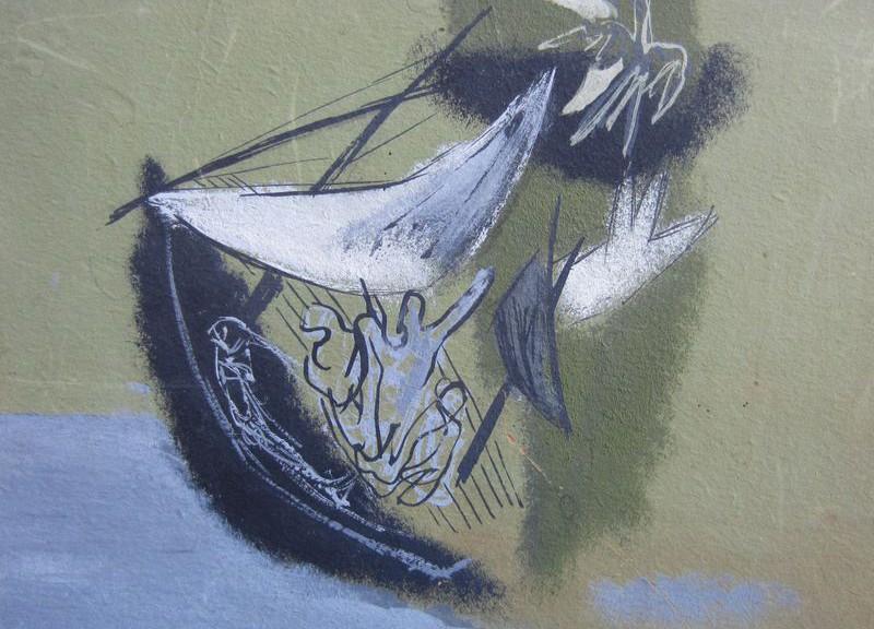 Illustratie boot